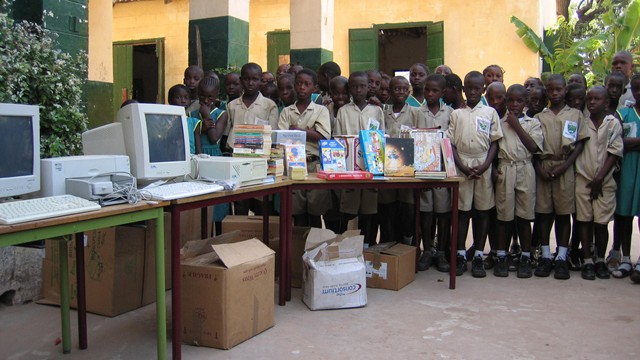 gambia donations