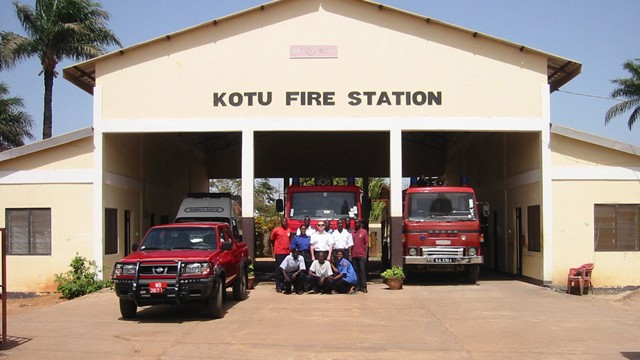 kotu fire station