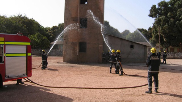 training drill